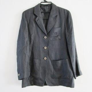 アイグナー(AIGNER)のアイグナー ジャケット サイズ40(I) M 黒(その他)