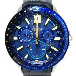 カシオ(CASIO)のCASIO(カシオ) 腕時計美品  OCEANUS メンズ(その他)