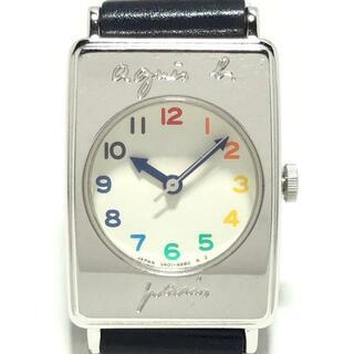 agnes b. - アニエスベー 腕時計 V401-1620 レディース