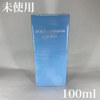 DOLCE&GABBANA - ドルチェ&ガッバーナ ライトブルー オードトワレ 100ml