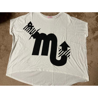 mercy. - mercy. 倖田來未コラボ ビックTシャツ