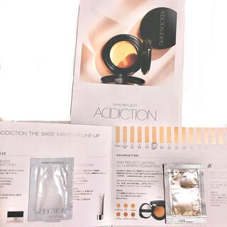 アディクション(ADDICTION)のADDICTION アディクション メイクベース リキッドファンデ 試供品(サンプル/トライアルキット)
