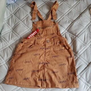 ピンクラテ(PINK-latte)のスカート サロペット 2点セット(スカート)