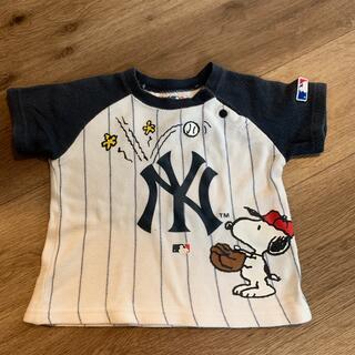 スヌーピー(SNOOPY)のスヌーピー×NYコラボTシャツ(Tシャツ)