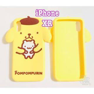 ポムポムプリン(ポムポムプリン)の新品 ☆ ポムポムプリン iPhoneXR ケース(iPhoneケース)