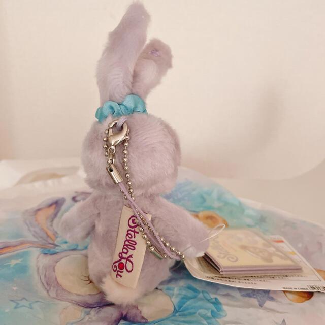 ステラ・ルー(ステラルー)のディズニーシー ステラルー ぬいぐるみストラップ ノーマル エンタメ/ホビーのおもちゃ/ぬいぐるみ(ぬいぐるみ)の商品写真