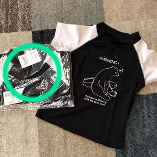 ブリーズ(BREEZE)の新品✨ブリーズ ラッシュガード 半袖 100cm(水着)