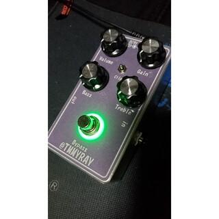Timmy JanRay クローン オーバードライブ GREEN LED(エフェクター)