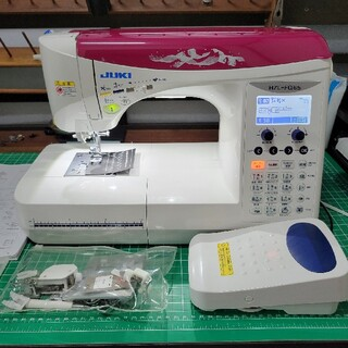 brother - 【美品整備済み】JUKI HZL-FQ65 家庭用 ミシン 付属品完備 使用少