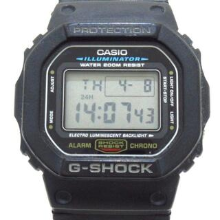 カシオ(CASIO)のカシオ美品  G-SHOCK DW-5600E メンズ(その他)
