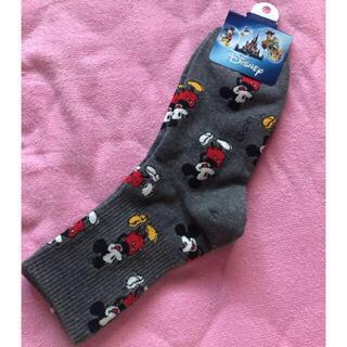 ディズニー(Disney)のミッキー 靴下(ソックス)