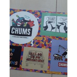チャムス(CHUMS)のCHUMS ステッカー(その他)
