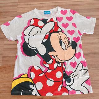 東京ディズニーリゾート ミニー ハート Tシャツ 150