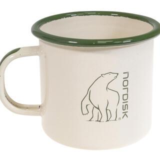 Nordiskノルディスク×マダムブルー ホーローマグカップ350ml(食器)