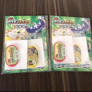 ポケモン(ポケモン)のポケモン メザスタ レア 非売品 スタータグ(その他)