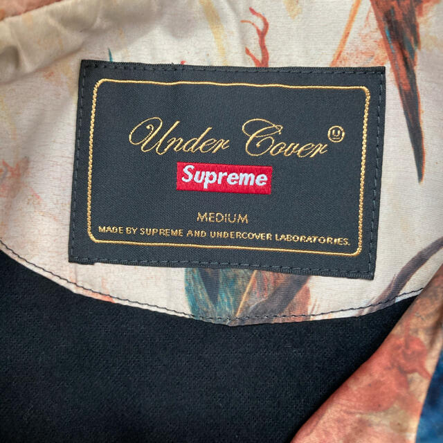Supreme(シュプリーム)のSupreme×UNDER COVER 16aw COACHES JACKET  メンズのジャケット/アウター(ナイロンジャケット)の商品写真