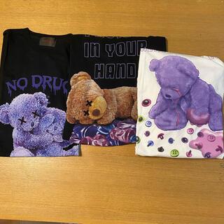 ミルクボーイ(MILKBOY)のwrouge★Tシャツ2枚+オマケTシャツ1枚セット★TRAVAS(Tシャツ/カットソー(半袖/袖なし))