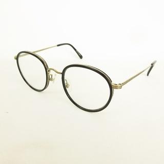 ビューティアンドユースユナイテッドアローズ(BEAUTY&YOUTH UNITED ARROWS)のby KANEKO OPTICAL Mike 金子眼鏡 メガネ ブラック 黒(サングラス/メガネ)