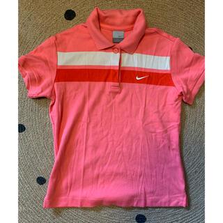ナイキ(NIKE)のNIKE ナイキ ポロシャツ サイズS(ポロシャツ)