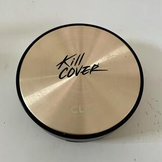 スリーシーイー(3ce)のCLIO Kill Cover ※ケースのみ(ファンデーション)