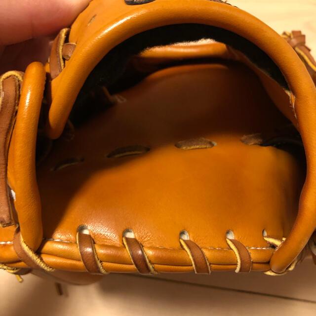 ONYONE(オンヨネ)のアイピーセレクト 硬式 内野用 十河モデル スポーツ/アウトドアの野球(グローブ)の商品写真