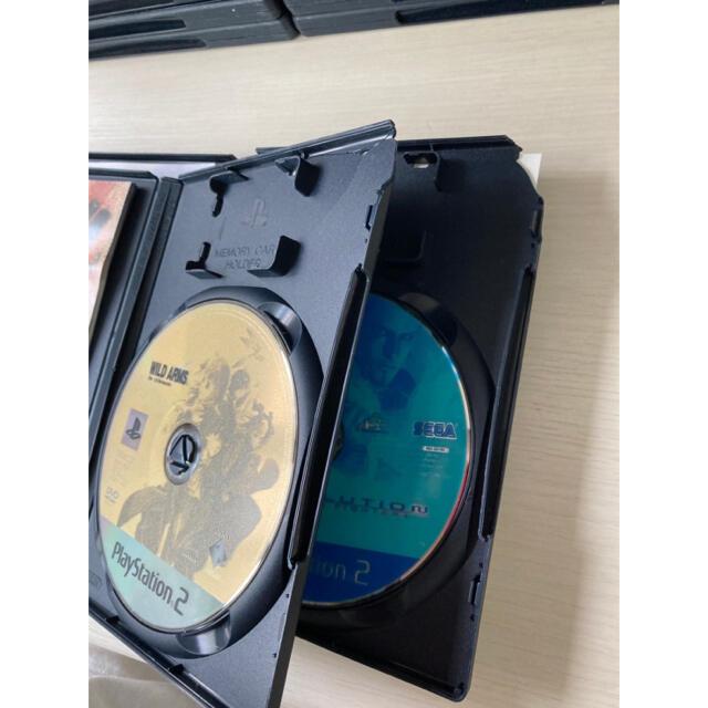PlayStation2(プレイステーション2)のPlayStation2 プレステ2 ソフト 63本 まとめ売り エンタメ/ホビーのゲームソフト/ゲーム機本体(家庭用ゲームソフト)の商品写真