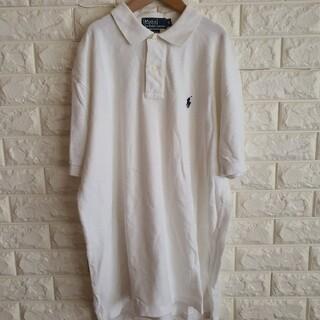 ポロラルフローレン(POLO RALPH LAUREN)のラルフローレン 制服 メンズM ポロシャツ(ポロシャツ)