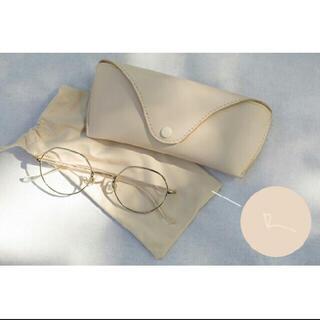 トゥデイフル(TODAYFUL)の新品未使用 『Zoff×REIKA YOSHIDA』メガネケース(サングラス/メガネ)