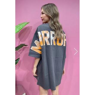 ジェイダ(GYDA)のmirror9 アイコンTシャツ Lサイズ(Tシャツ/カットソー(半袖/袖なし))