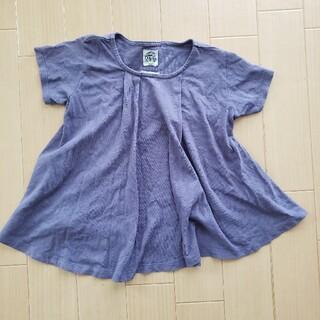 マーキーズ(MARKEY'S)のOCEAN&Ground フレアTシャツ 120cm(Tシャツ/カットソー)