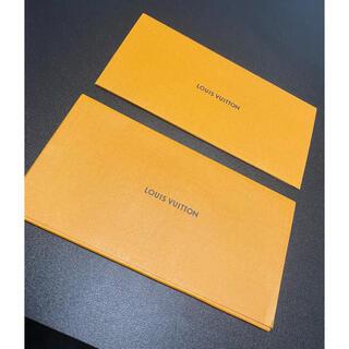 ルイヴィトン(LOUIS VUITTON)のルイヴィトン 手紙入れ(カード/レター/ラッピング)