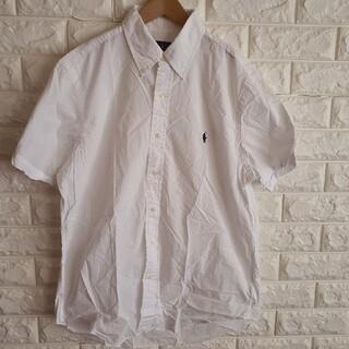 ポロラルフローレン(POLO RALPH LAUREN)のラルフローレン 制服 シャツポロ ワンポイントM(シャツ)
