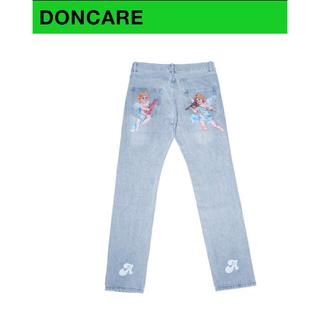 Supreme - DONCARE Angle jeans デニム
