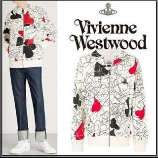 Vivienne Westwood - 美品 viviennewestwood トランプ 長袖 パーカー