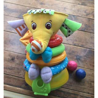 タイニーラブ(TINY LOVE)のミュージカルスタックボール(知育玩具)