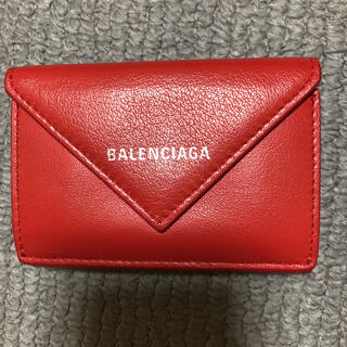 バレンシアガ(Balenciaga)のバレンシアガ ミニ財布(折り財布)