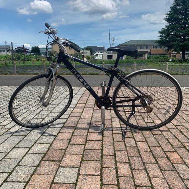 LOUIS GARNEAU(ルイガノ)のLOUIS GARNEAU TR1 ルイガノ 自転車 スポーツ/アウトドアの自転車(自転車本体)の商品写真