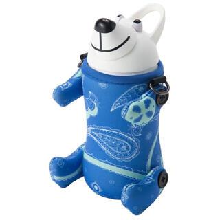 サーモマグ(thermo mug)の新品thermo mugサーモマグ アニマルボトル ステンレス子供用水筒白くま♪(水筒)