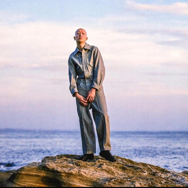 JOHN LAWRENCE SULLIVAN(ジョンローレンスサリバン)のSUGARHILL jump suit メンズのパンツ(サロペット/オーバーオール)の商品写真
