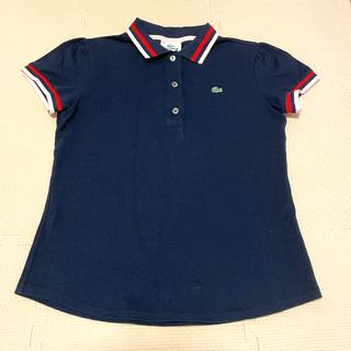 ラコステ(LACOSTE)のラコステ ポロシャツ サイズ40(ポロシャツ)