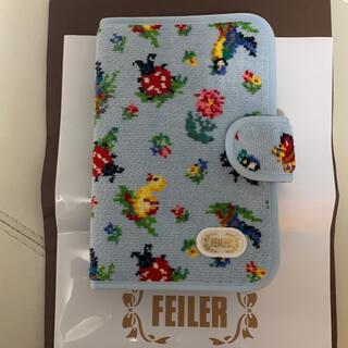 フェイラー(FEILER)のフェイラー マルチケース ハイジ柄 新品未使用品(母子手帳ケース)