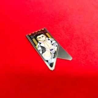 鬼滅の刃★悲鳴嶼行冥ひめじまぎょうめいメタルペーパークリップ縦3.5×1.7㎝程(その他)