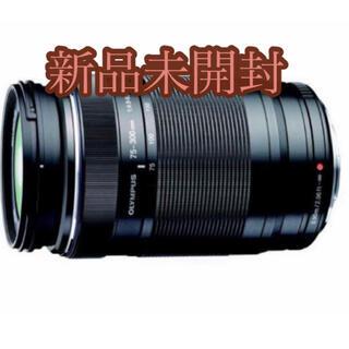 OLYMPUS - 【新品】オリンパス M.ZUIKO DIGITAL ED 75-300mm