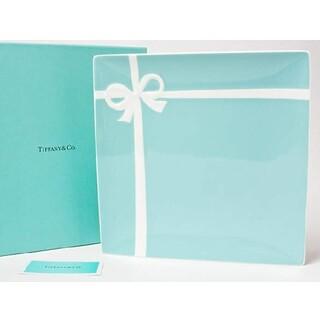 ティファニー(Tiffany & Co.)のブルーボックス プレート(食器)