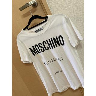MOSCHINO - MOSCHINO モスキーノ Tシャツ ティーシャツ