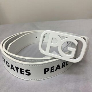 パーリーゲイツ(PEARLY GATES)のPEARLYGATES パーリーゲイツ男女兼用ベルト(ベルト)
