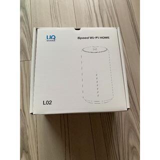 WiMAX Wi-Fi HOME L02/W06(PC周辺機器)