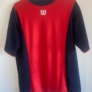 ウィルソン(wilson)のWilsonウィルソンスポーツシャツ(ウェア)