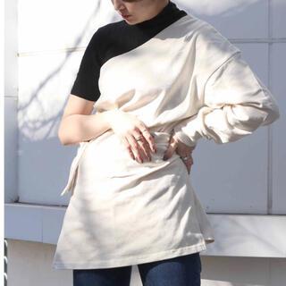 アングリッド(Ungrid)のワンショルレイヤードロングスリーブTee(Tシャツ(長袖/七分))