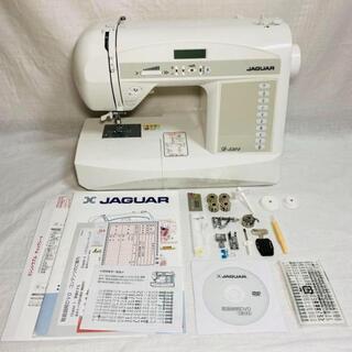 ジャガー(Jaguar)の【美品・動作確認済】ジャガー jaguar コンピュータ ミシン d-5501(その他)